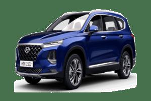So sánh trang bị trên 6 phiên bản Hyundai SantaFe 2019
