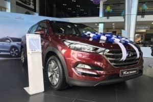 Hyundai Tucson 2.0L CRDi giá từ 845 triệu đồng
