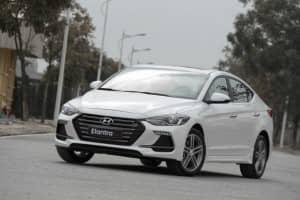 Hyundai Elantra Sport chính thức ra mắt tại thị trường Việt Nam